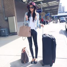 great travel outfit