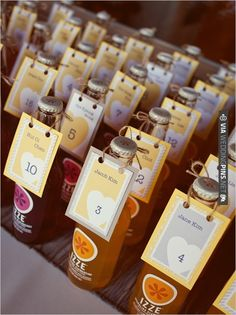 Super Cute wedding drinks idea | CHECK OUT MORE IDEAS AT WEDDINGPINS.NET | #weddingfood #weddingdrinks