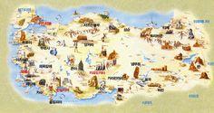터키 지도