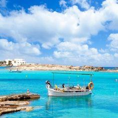 Formentera. Es Pujols