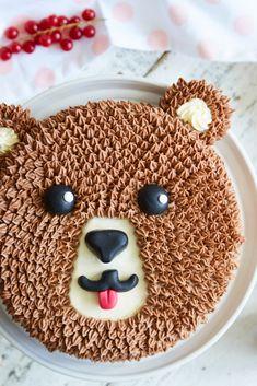 Cake Decorating, Birthday, Desserts, Food, Vegan, Animal, Ideas, Oven, Cake Ideas