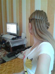 Šukuosenos vilniuje > Kirpėja / Šukuosenų modeliuotoja vlada305 > šukuosena #tokialt www.tokia.lt