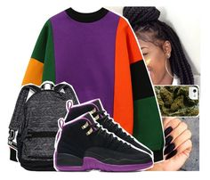 """""""pop out like it's peek-a-boo"""" by daeethakidd ❤ liked on Polyvore featuring Victoria's Secret and NIKE"""