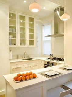 Small Kitchen - 11 Big Ideas for Small Spaces - Bob Vila