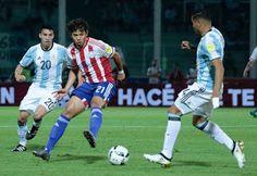 Blog Esportivo do Suíço:  Agüero desperdiça pênalti, e Argentina perde em casa para o Paraguai