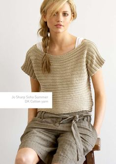 2014 Jo Sharp hand knitting yarn catalogue including two new yarns New Era Merino and Mulberry Silk Georgette.