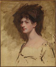 Lady Hester King (died 1873)  John Hoppner (British, London 1758–1810 London)  Date: probably 1805