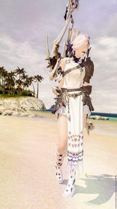 新しいPvP装備で綺麗めな感じでコーデ。 低レベル帯のカリガ(足装備)が、ピュアホワイト染色すると、 装飾がアクセントになって可愛かったので合わせてみました^^ Final Fantasy 14 Online, Final Fantasy Art, Dark Fantasy, Ffxiv Character, 3d Character, Character Outfits, Special Characters, Female Characters, Black Mage
