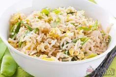 Receita de Arroz de alho poró em receitas de arroz, veja essa e outras receitas aqui!