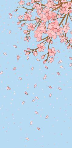 Pinkflowers cute wallpaper for phone, dark wallpaper, scree Soft Wallpaper, Spring Wallpaper, Scenery Wallpaper, Aesthetic Pastel Wallpaper, Iphone Background Wallpaper, Tumblr Wallpaper, Flower Wallpaper, Pattern Wallpaper, Aesthetic Wallpapers