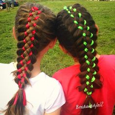 Youtube Tutorial on others :  https://www.youtube.com/watch?v=AUXIKmsnE9U&list=UU8ouEGIBm1GNFabA_eoFbOQ       #7strand #7strandbraid #7strandribbonbraid #ribbonbraid #braid #plait #trenza #hair #braided #fashion #plait #hairtutorial #tutorial #diytutorial #diy #pretty #girly