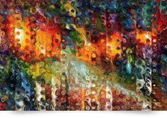 Printfinders Vision By Personal Purity, Matthew by Mark Lawrence Graphic Art on Canvas Size: Bright Art, Spiritual Art, Big Canvas Art, Abstract Art, Giclee Art Print, Art, Christian Art, Abstract, Abstract Digital Art