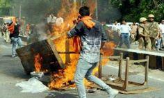 सहारनपुर की हिंसा को लेकर सजग हुआ शासन एडिशनल एसपी हटाये गए !!
