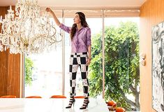 Peek Inside The Offices Of Interior Design's Most Famous Designers! ➤ http://CARLAASTON.com/designed/interior-design-famous-designer-office