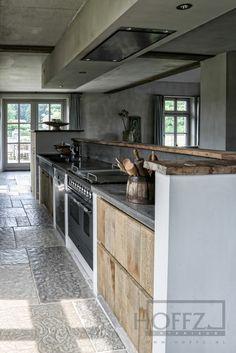 Edda Interiør: Hoffz House - Kjøkken