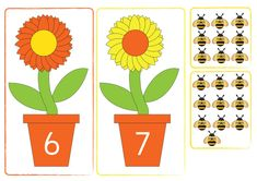 Teacher's Pet - Making 10 Bees - Premium Printable Classroom Activities and Games - EYFS, KS1, KS2, addition, number, bonds, pairs to ten, minibeasts