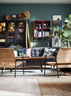 IKEA: discover the first images of the 2020 catalog - New Deko Sites Interior Ikea, Interior Decorating, Interior Design, Catalogue Ikea, Hacks Ikea, Canapé Design, Design Salon, Decoration Ikea, Ikea Living Room