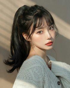 i would like to be a hair styles Pretty Korean Girls, Korean Beauty Girls, Cute Korean Girl, Asian Beauty, Asian Girl, Asian Men, Korean Girl Photo, Uzzlang Girl, Aesthetic Hair