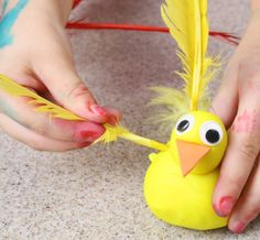 Thanksgiving Play Dough Activity for Toddlers