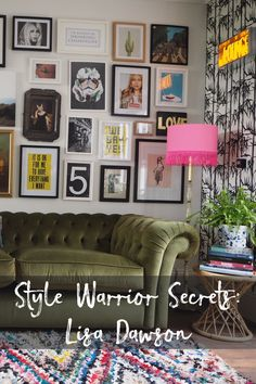 Discover the best home styling tips from the queen of thrifted interior decorating in my interview with Lisa Dawson. Interior Styling, Interior Decorating, Interior Ideas, Uk Homes, Styling Tips, Her Style, The Secret, Home Goods, Interview