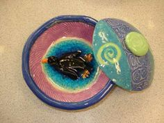 Summer Camp and After School Ceramic Art Project Samples - Stamford, Fairfiedl County