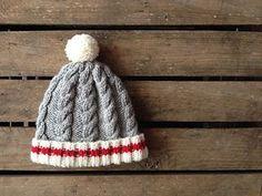 Ravelry: Tiny Lumberjack Hat pattern by Fiona Alice Baby Hats Knitting, Knitting For Kids, Knitting Yarn, Knitting Projects, Crochet Projects, Knitted Hats, Crochet Patron, Knit Or Crochet, Crochet Hats