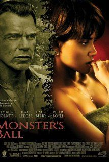 """""""Monster's Ball"""" directed by Marc Forster, starring Billy Bob Thornton & Halle Berry Heath Ledger, Halle Berry, All Movies, Great Movies, Movies And Tv Shows, Watch Movies, Love Movie, Movie Tv, Vic Le Viking"""