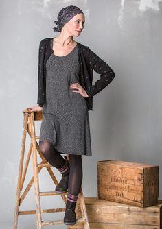 """Britt"" Slip dress in modal/spandex – Britt & Britt-Marie – GUDRUN SJÖDÉN – Webshop, mail order and boutiques | Colorful clothes and home textiles in natural materials."