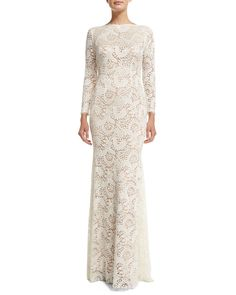 Long sleeved high necked lace wedding dress for the wedding dresses under $500 roundup