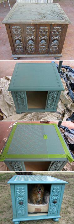 Awesome DIY Upcycled Furniture Idea