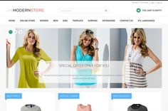 In the event that you are searching for a perfect HikaShop Joomla formats with the expert eCommerce Joomla HikaShop expansion, investigate our offer – JM Modern – Multipurpose Hikashop Shopping Cart Joomla Template. HikaShop gives you the extensive wide of elements that you will discover ideal for making your effective online store. Find how basic and adaptable the Joomla 3 store part might be and begin fabricating your online store today! In addition, on account of our Joomla expansions…