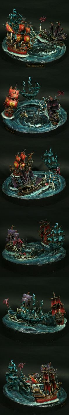 The Maelstrom. This looks like a screen from Pirates of the Carribean 3