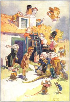 Harry Rountree was a talented artist of the Golden Age of Illustration and is most famous for his wonderful illustrations of Alice in Wonderland Adventures In Wonderland, Alice In Wonderland, Auckland, Zany Zoo, Castle Illustration, Animal Tails, Art Google, New Art, Fairy Tales