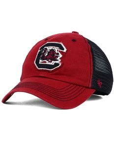 47 Brand South Carolina Gamecocks Tayor Closer Cap Loja De Fãs De  Esportes ae20f1899b9