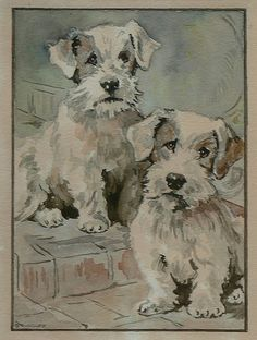 watercolor by G Rudgley