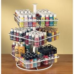 Essentials™ Craft Storage Spinner