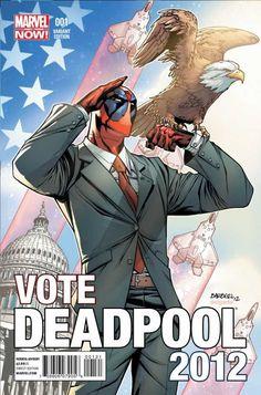 Deadpool Vol. 4 # 1 (Variant) by Carlo Barberi