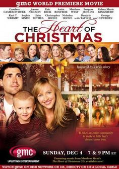 the heart of christmas movie