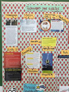 IMG_1997 Lucy Calkins, Reading Projects, Knowledge Management, French Grammar, French Resources, Writer Workshop, Teaching French, Learning Tools, Writing Activities