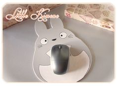 ❣ Little Kimono Handmade ❣ - #elretopinterest agosto DiY Alfombrilla de Ratón - DiY Mouse Pad