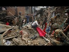Nepal: Asciende a 3.200 la cifra de muertos en Nepal, que pide ayuda internacional.