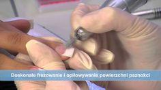 Paznokcie Akrylowe DVD Szkolenia - Akryl Pełne Modelowanie Niemiecki | n...