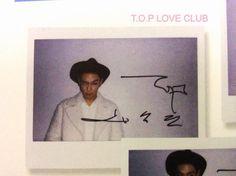BIGBANG GREAT: PHOTO - TOP @ VOGUE JAPAN March 2014