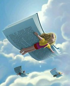 If we love book, ofcourse love took a book I Love Books, Books To Read, My Books, Girl Illustration Art, Satirical Illustrations, Reading Art, Kids Reading, Reading Books, World Of Books