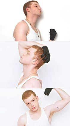 Cameron Monaghan Gotham, Red Hair Men, Ian And Mickey, Joker Poster, Redhead Men, Noel Fisher, Jerome Valeska, Ginger Men, Gorgeous Redhead