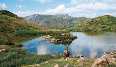 Highland Mary Lakes, CO