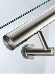 Glass railings - Q-railing