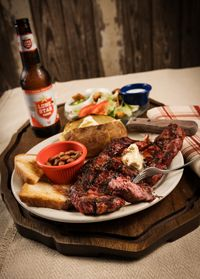 Classic Comfort   Steak from Lone Star Bar & Grill
