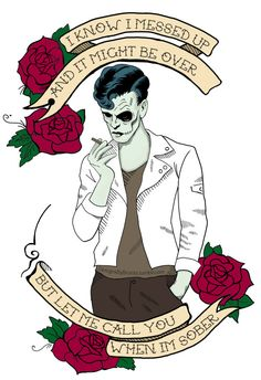 Blink 182 art  This would be an awesome tattoo!
