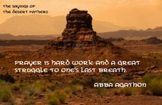 Sayings of the Desert Fathers, Agathon